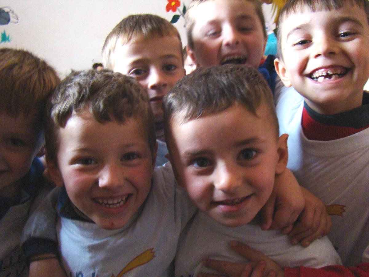 Opvang in Albanië