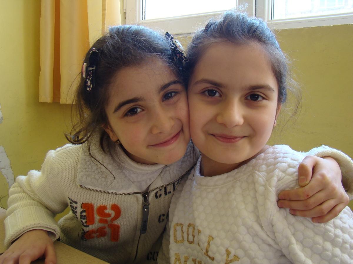 opvang in Armenië