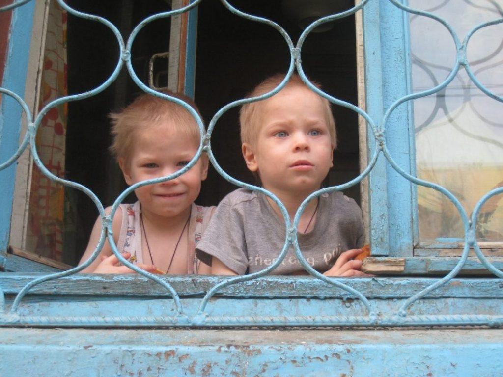 opvang in Krasnoyarsk