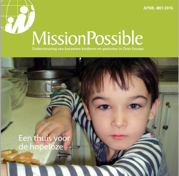 Cover Mission Possible nieuwsbrief 2016 -5