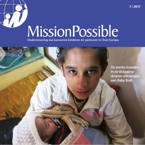 Cover Mission Possible nieuwsbrief 2017-4
