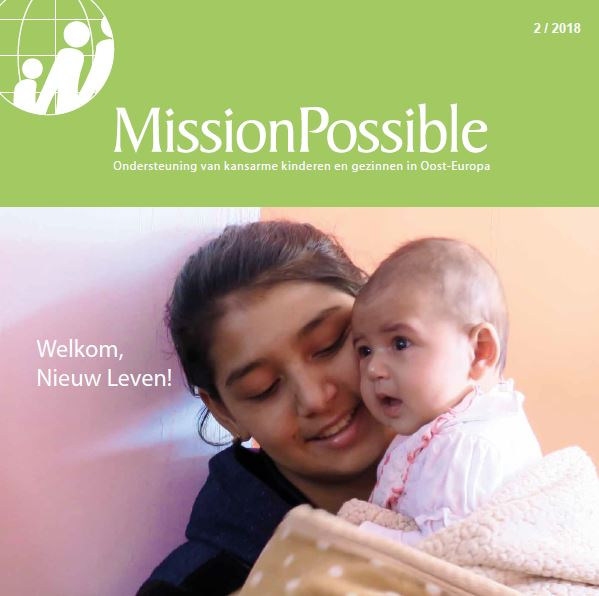 Cover Mission Possible nieuwsbrief 2018-5