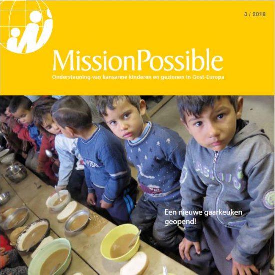 Mission Possible nieuwsbrief juni 2018