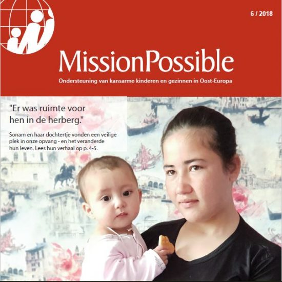 Mission Possible Nieuwsbrief 2018-12