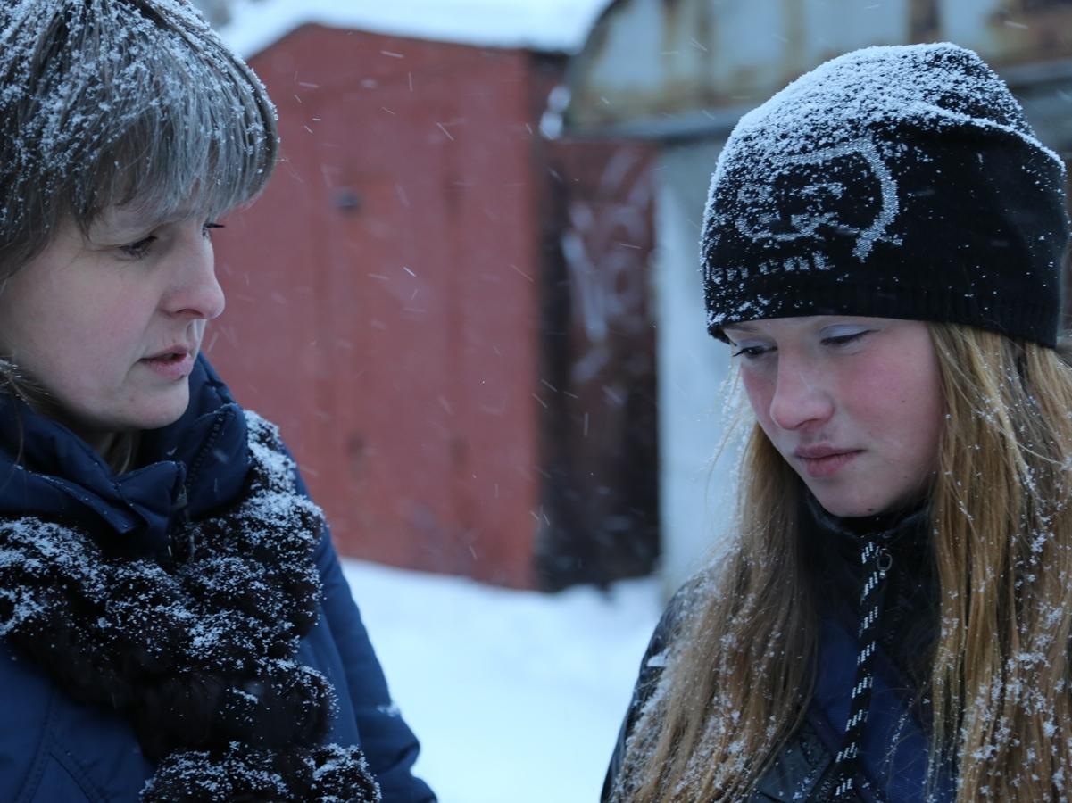 opvang in Jekaterinaburg tienermoeders
