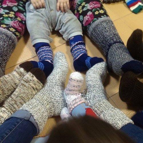 StP-sokken