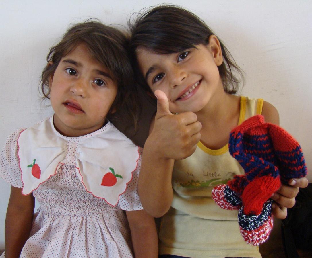 Romakinderen Bulgarije