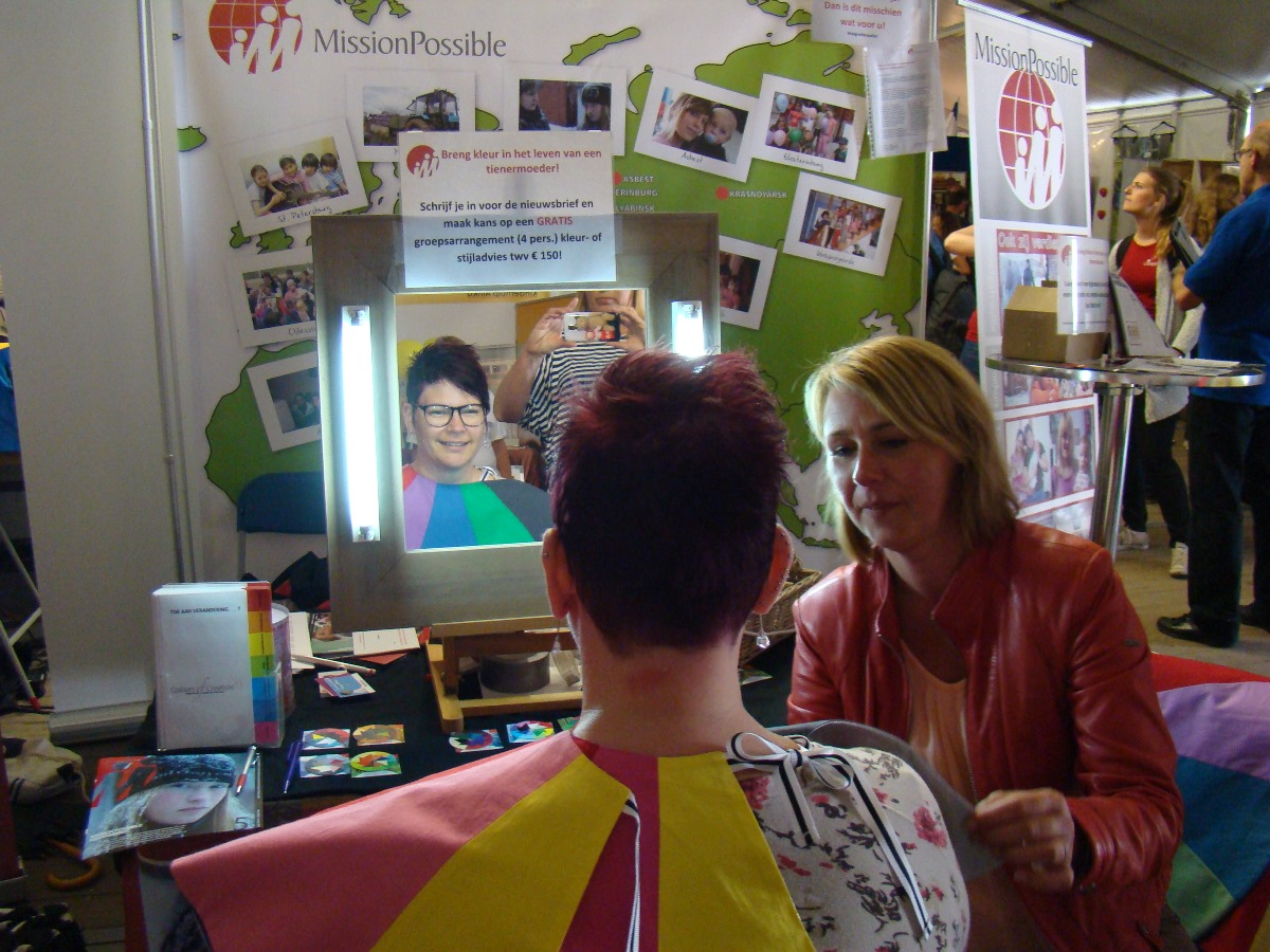 Opwekking 2015 MissionExpo