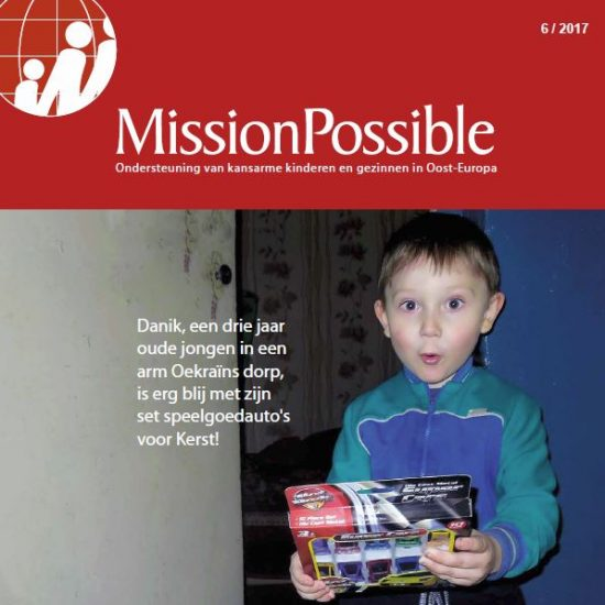 Cover Mission Possible nieuwsbrief 2017-12