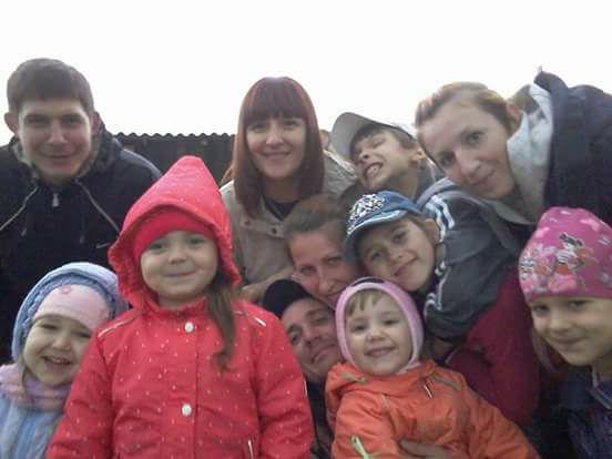 Kinderen Bogotol Rusland