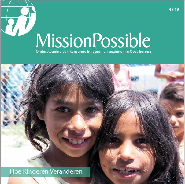 Cover Mission Possible Nieuwsbrief 2018-8