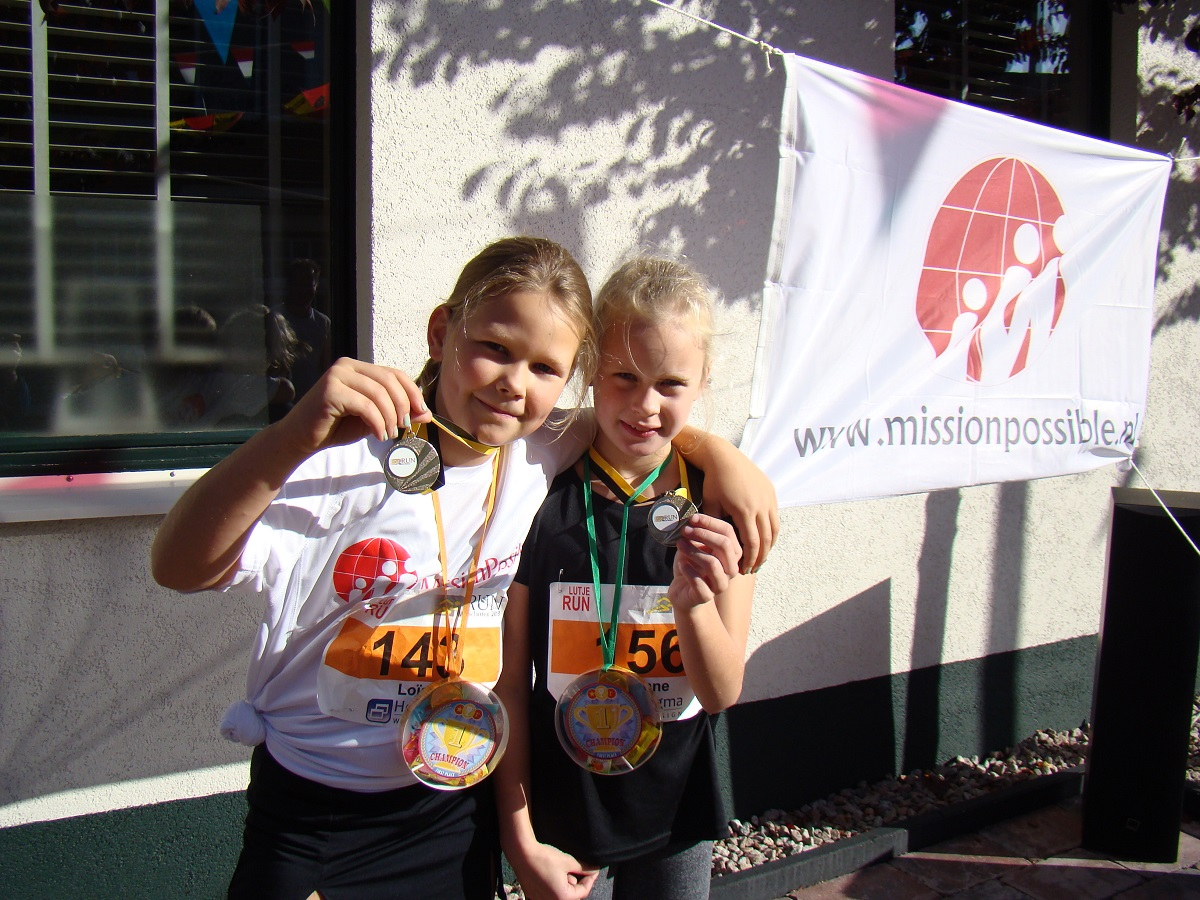 Mission Possible RUN van Winschoten