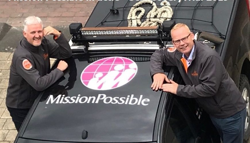 Team Mission Possible I