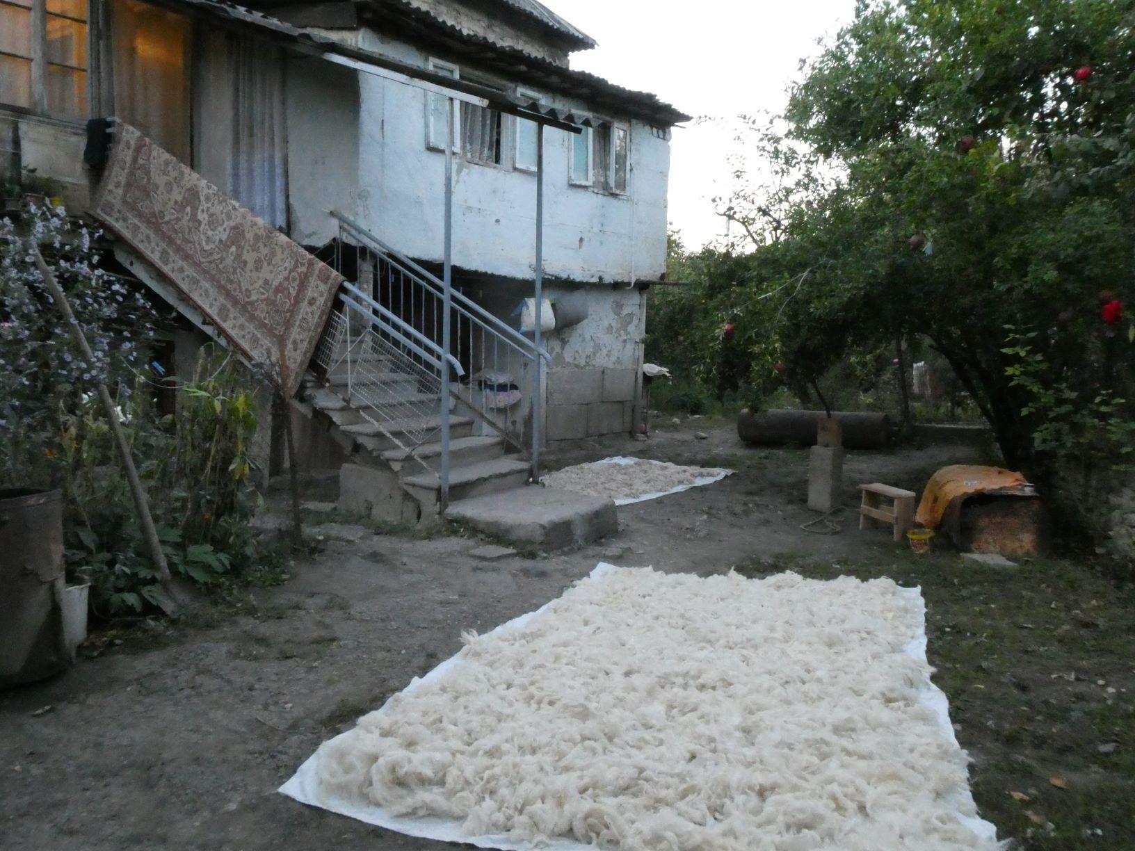Huis in Ijevan, Armenië