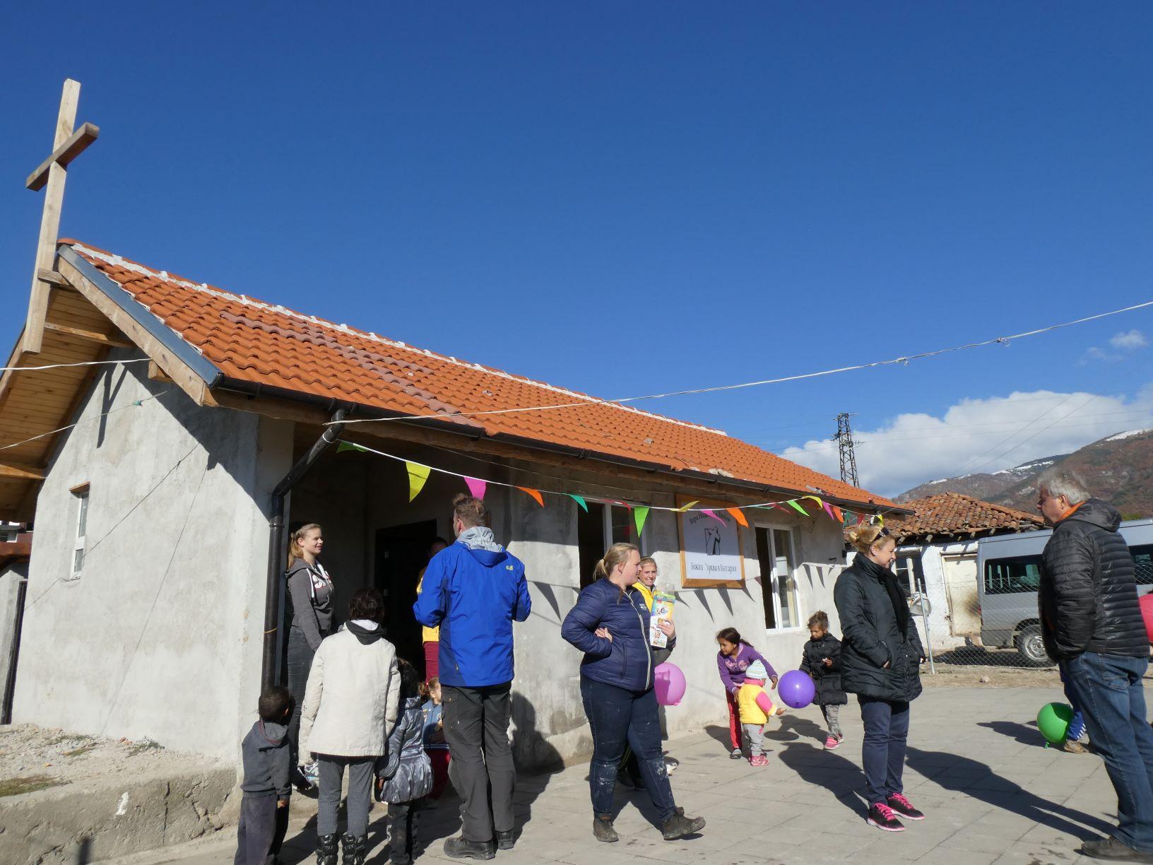 Romakerk Karnare Bulgarije