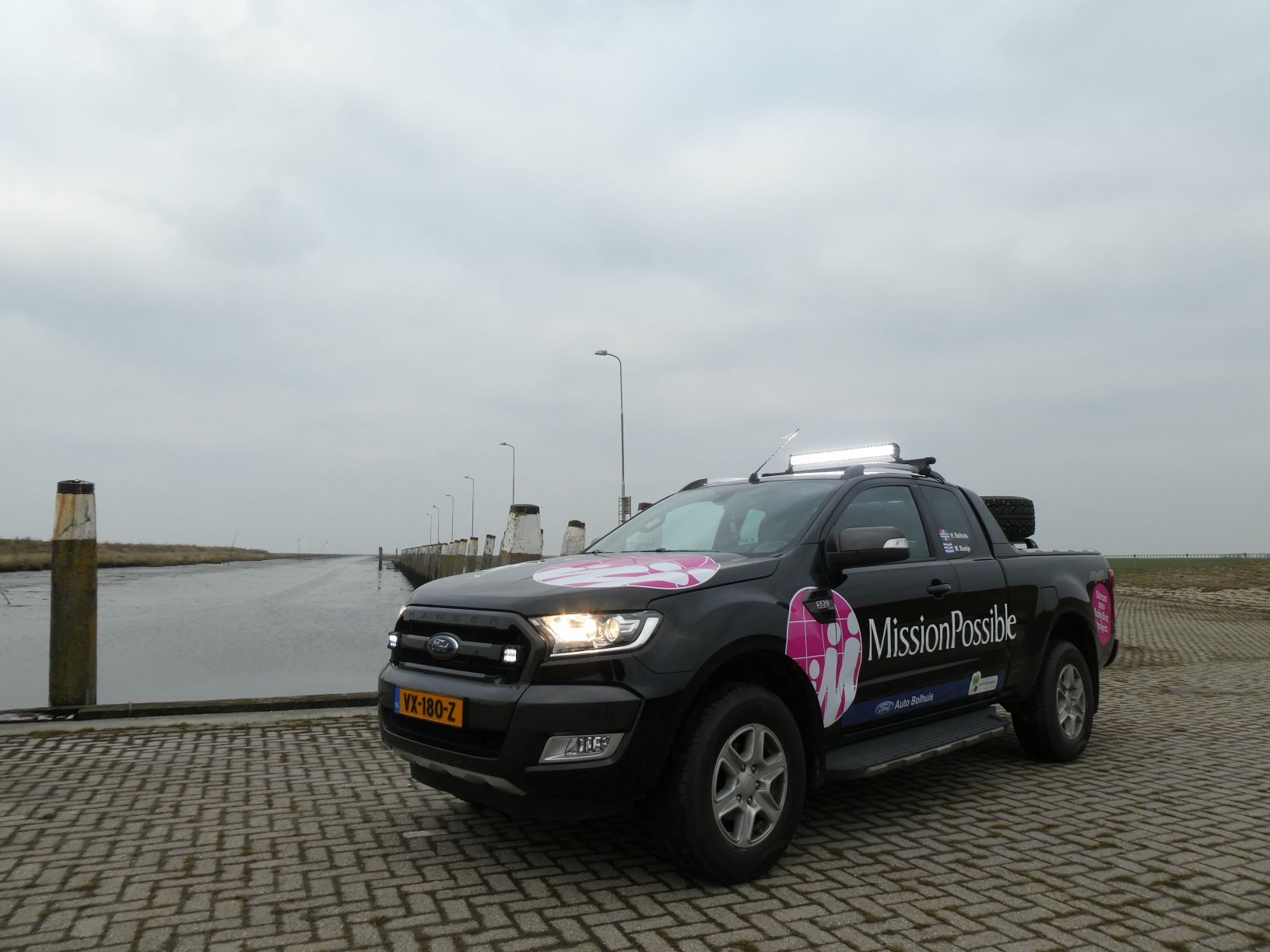 Autotocht Mission Possible
