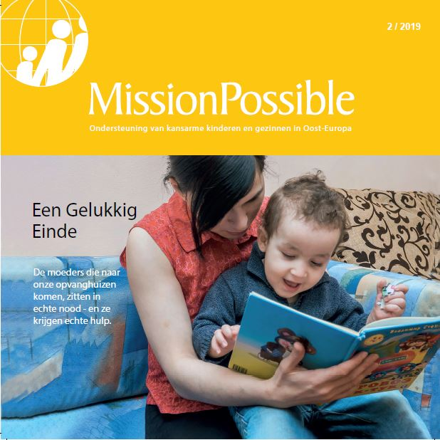 Mission Possible nieuwsbrief 2019 mei