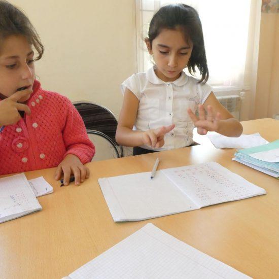 Mission Possible Armenië Naschoolse opvang Askeran