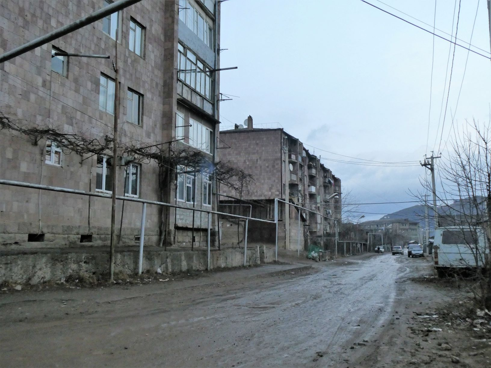 Berd, Armenie
