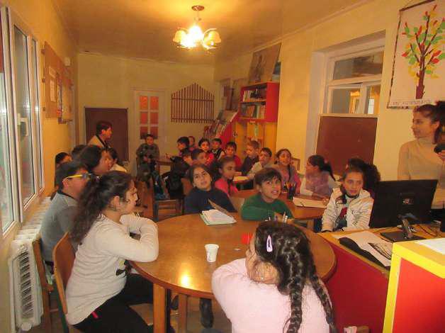 Mission Possible Dagopvang Berd Armenië