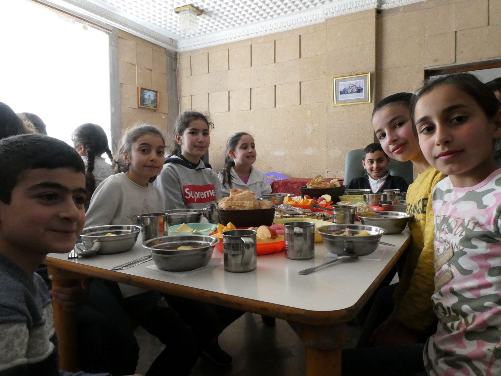 Mission Possible Buitenschoolse Opvang Armenië