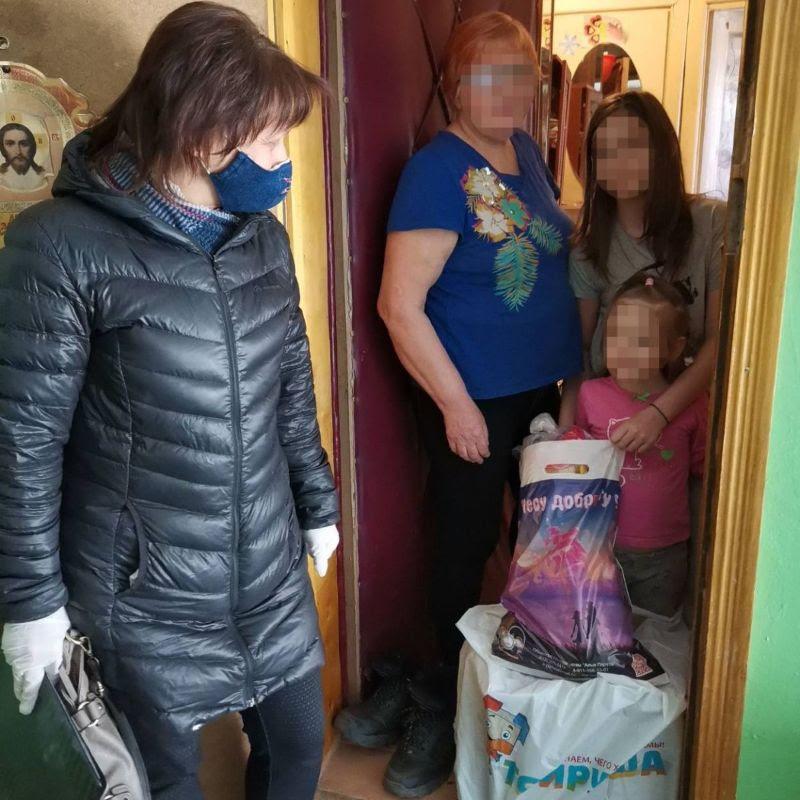 Russia-COVID-19-voedselpakket