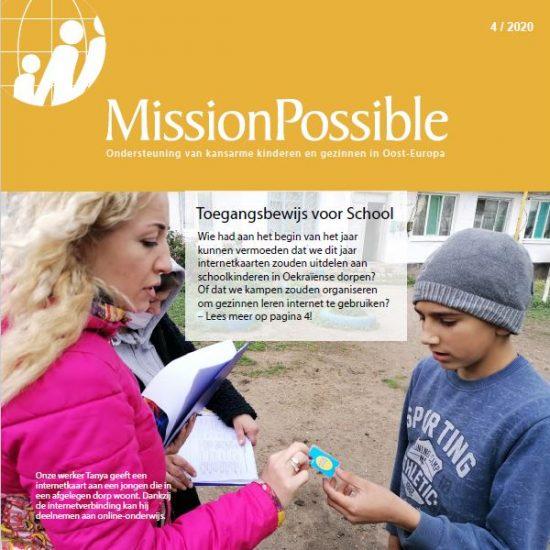 Mission Possible Nieuwsbrief 2020 augustus