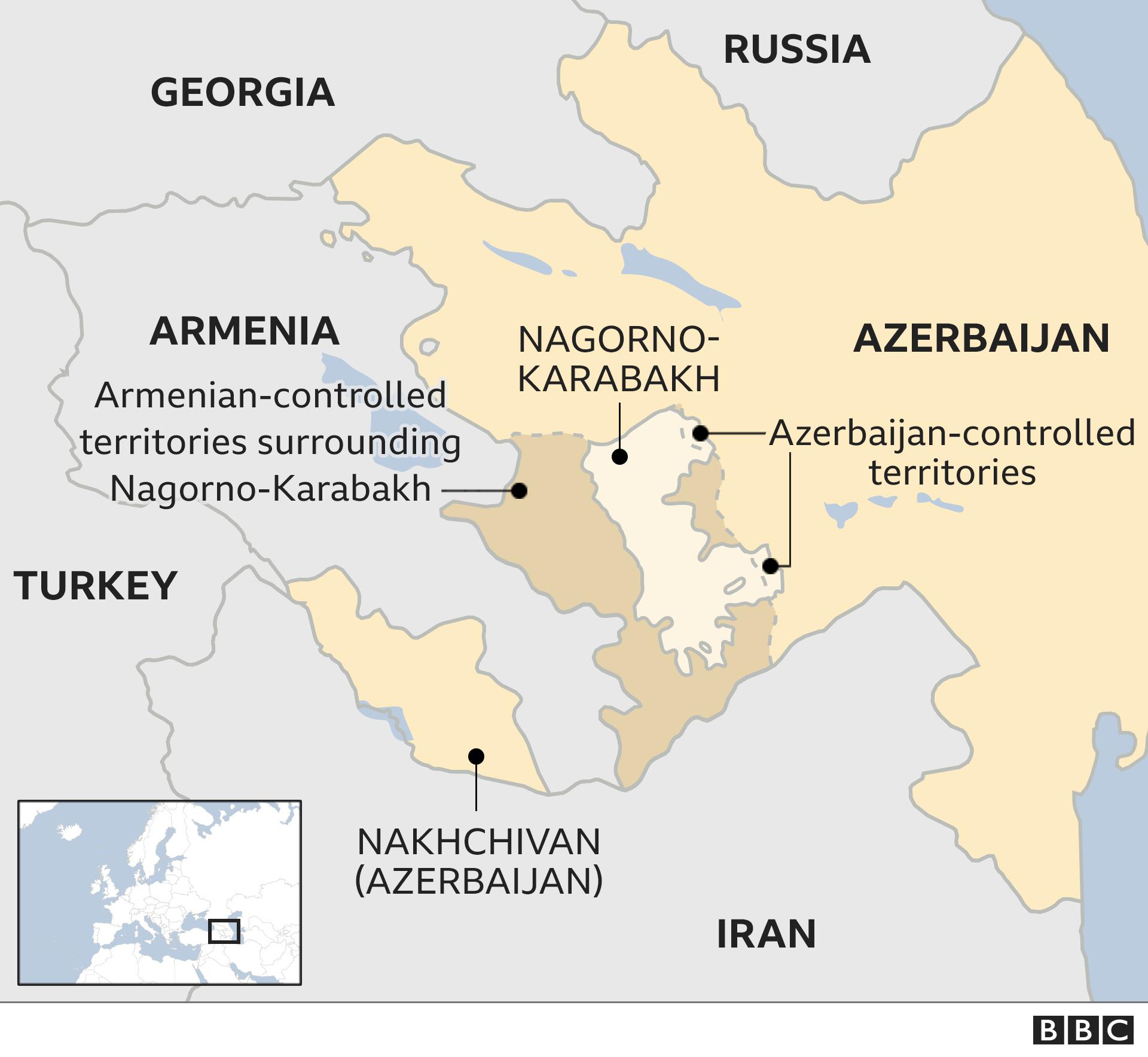 Nagorno-Karabach-conflict