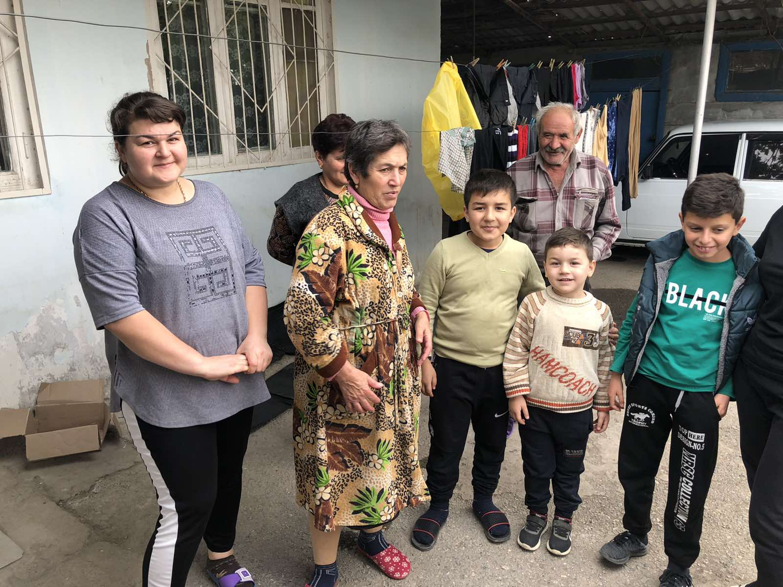 Mission Possible vluchtelingen Artsakh
