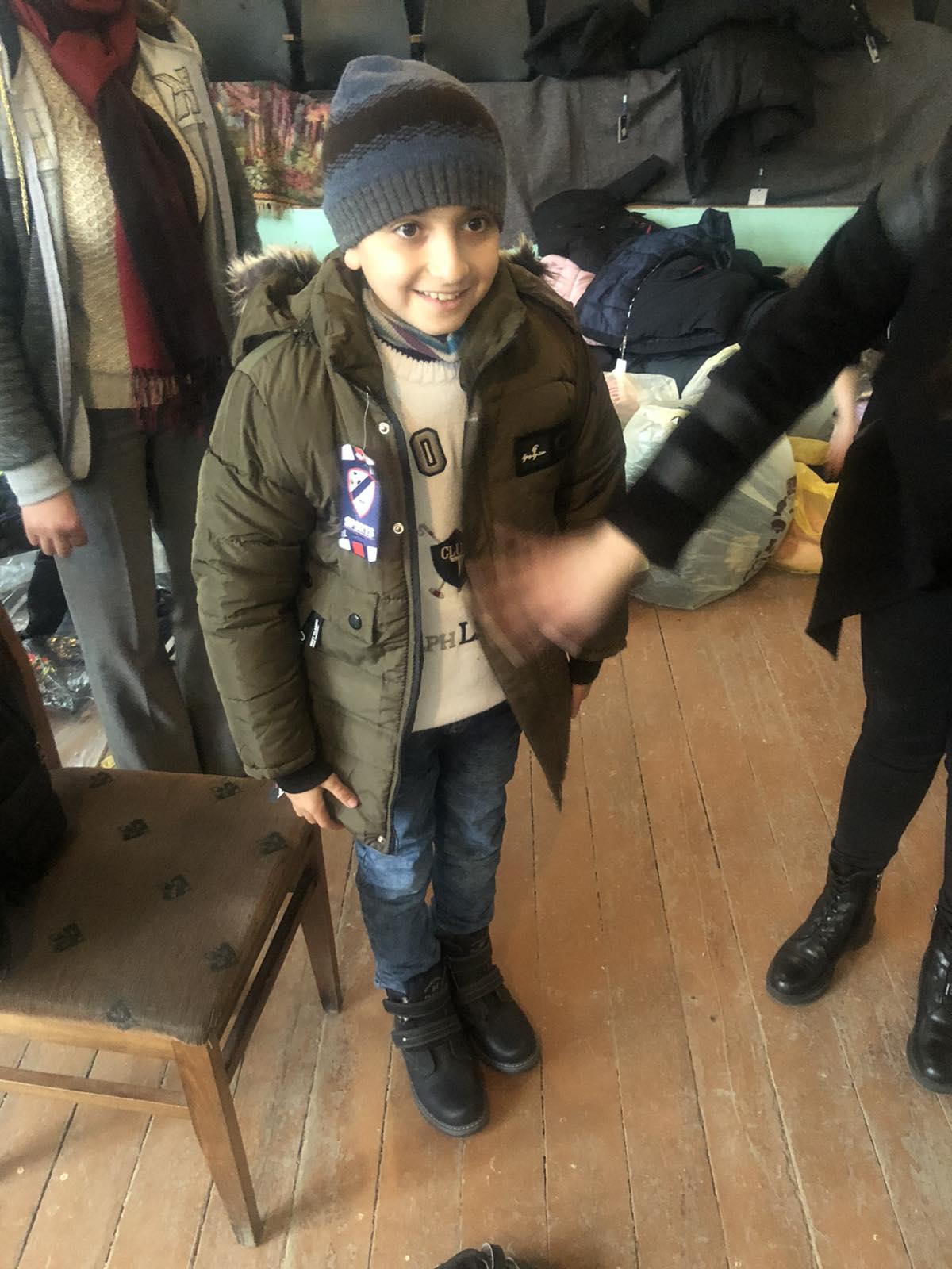 Mission Possible vluchtelingen Artsakh Jassen