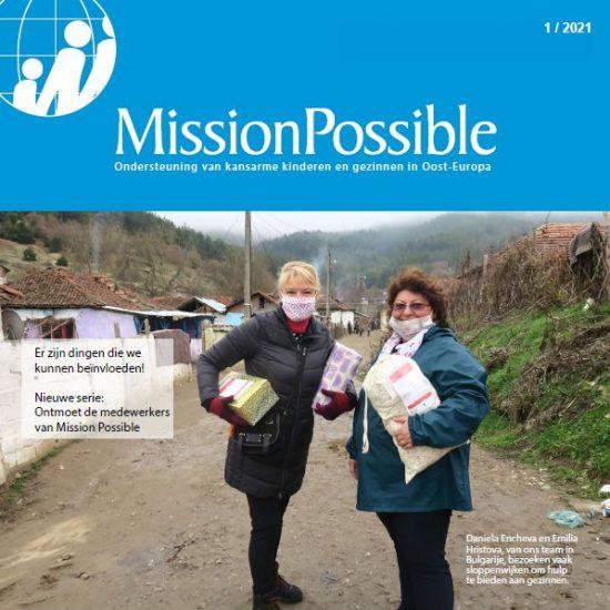 MIssion Possible nieuwsbrief februari 2021