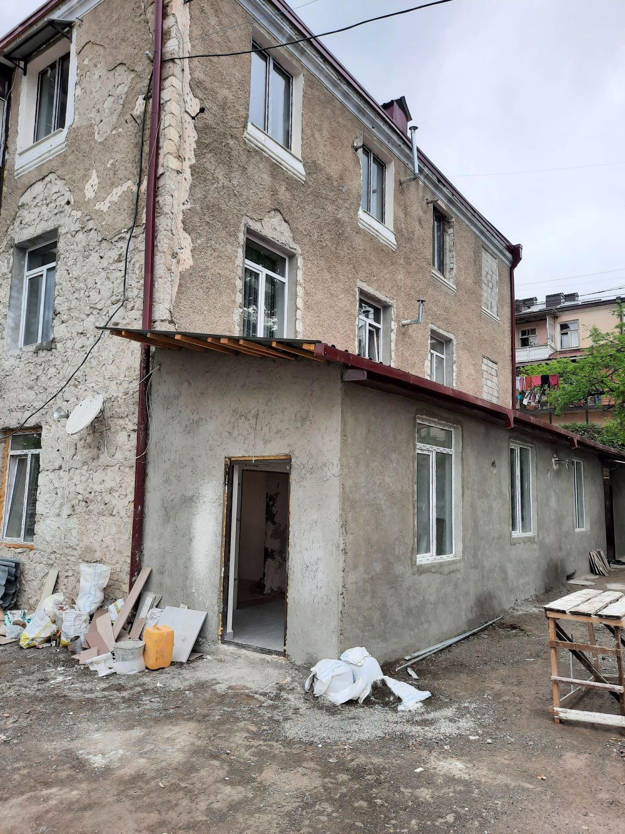 Mission Possible Stepanakert Renovation