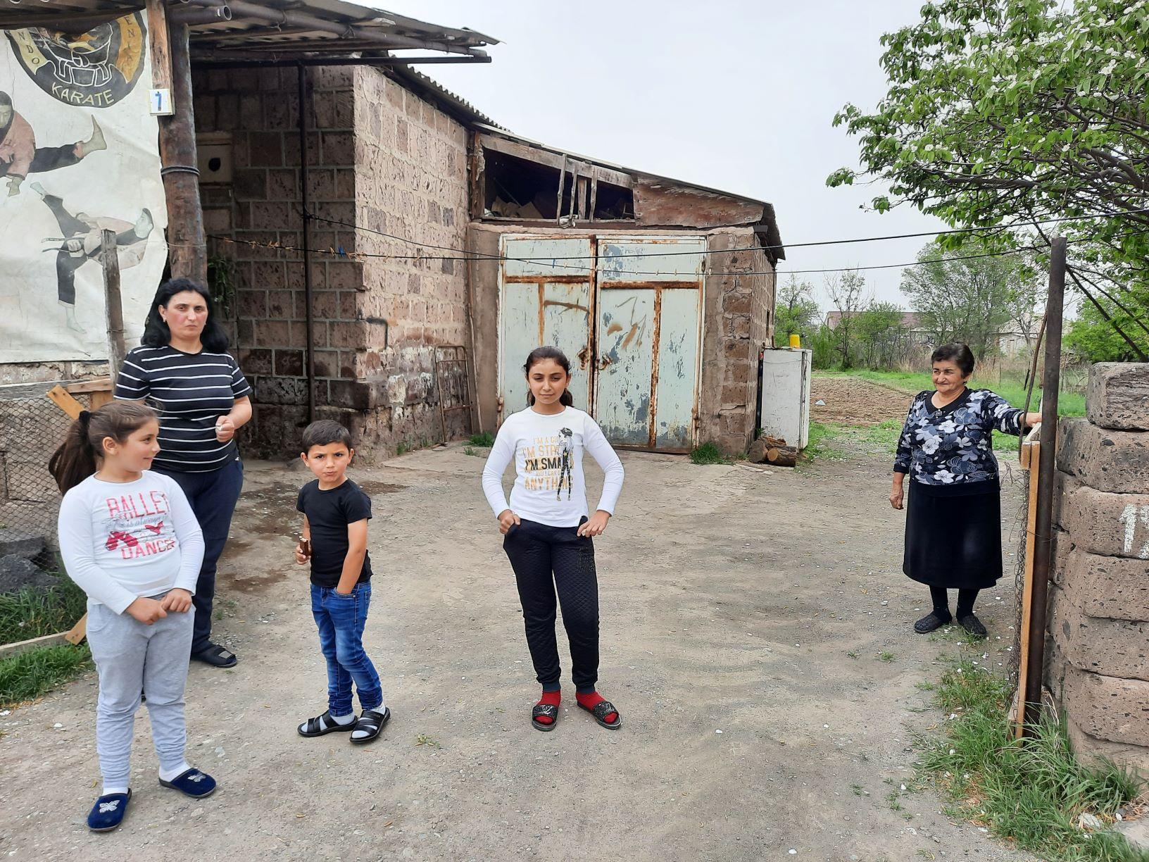 Ranchpar Opvang vluchtelingen Artskah