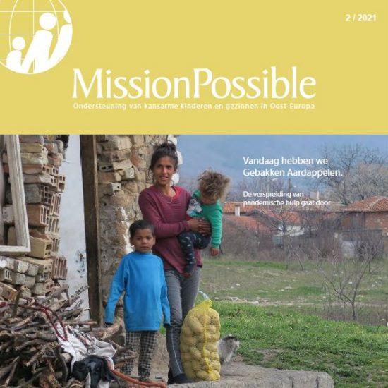Mission Possible Nieuwsbrief 2021 april