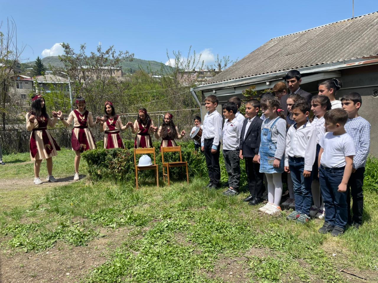 Mission Possible AMAA Kinderen van Berd