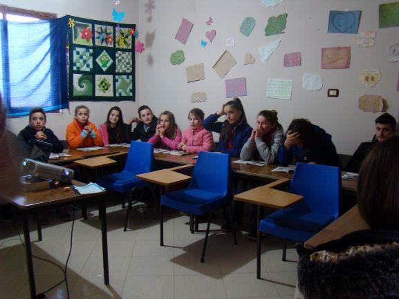 Albanië Hope Center