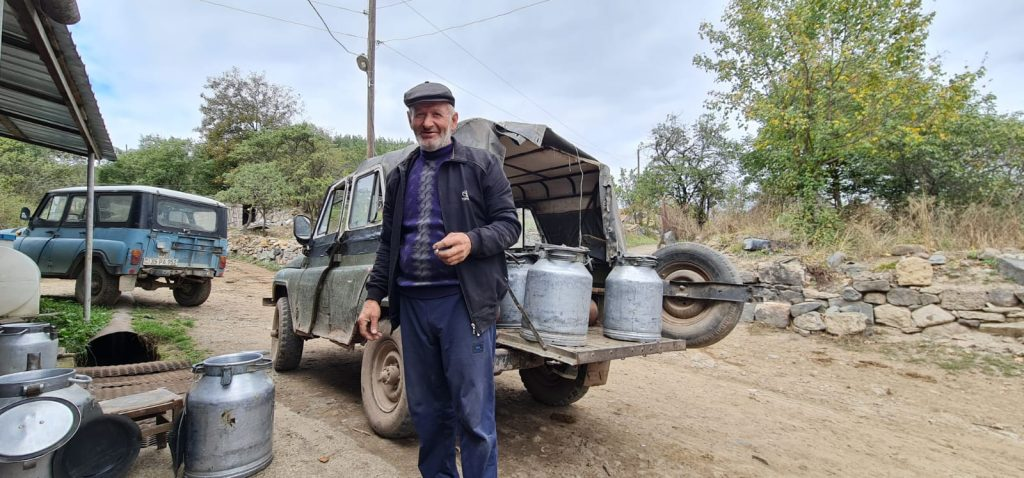 Kaas project Armenie